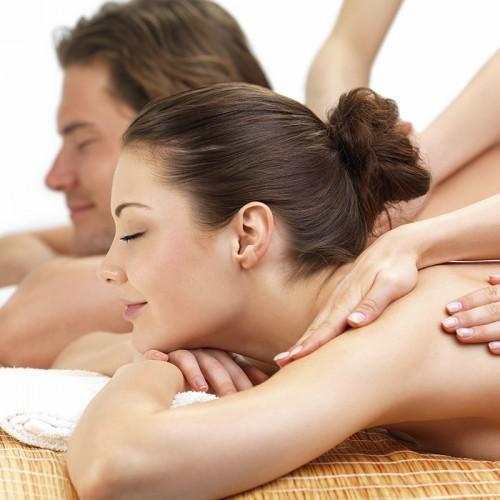 Duo en cabine twin Massage Californien pour 2 personnes 45n